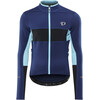 PEARL iZUMi ELITE Escape Thermal - Maillot manga larga Hombre - azul